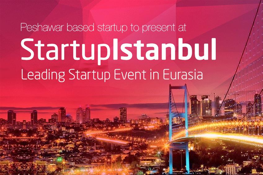 Peshawar Based Startup to present at Startup Istanbul